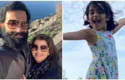 <p>Prithviraj Supriya Menon and Alamkritha</p>