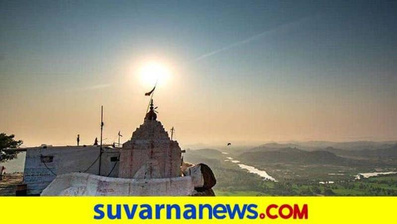 Soon Development Work Will begins in Anjanadri hill snr