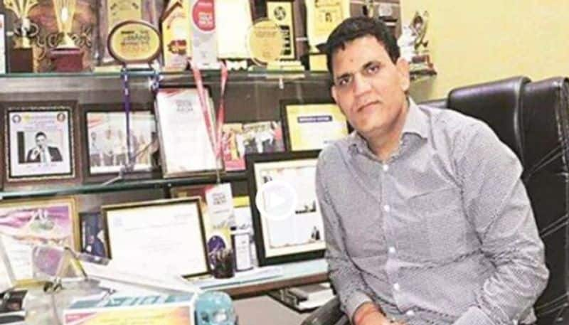 An orange seller in railway station is now owner of multi-crore transport company