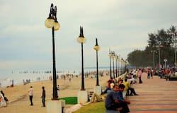 <p>kozhikode beach</p>