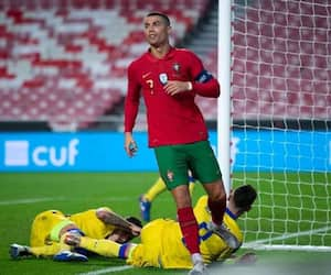 Portugal put on a nice practice ahead of a important France match