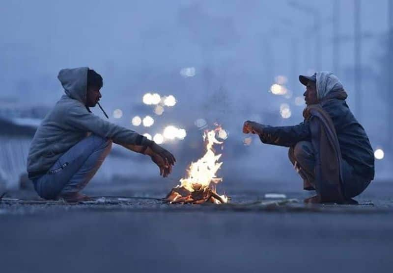 The winter havoc has started in the capital, today the minimum temperature was 7.5 degrees Celsius