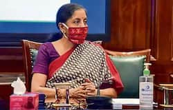 <p>Nirmala Sitharaman, Nirmala Sitharaman press conference, Modi government relief package, relief package<br /> &nbsp;</p>