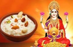 <p>दिवाली की पूजा में सीताफल को भी रखा जाता है। इसके अलावा दिवाली की पूजा में कुछ लोग ईख भी रखते हैं। सिंघाड़ा भी नदी के किनारे पाया जाता है इसलिए मां लक्ष्मी को सिंघाड़ा भी बहुत पसंद है।&nbsp;</p>