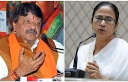 <p>Kailash Vijayvargiya &nbsp;mamata</p>