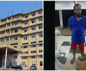 rape attempt malabar medical state women's commission take cae against staff