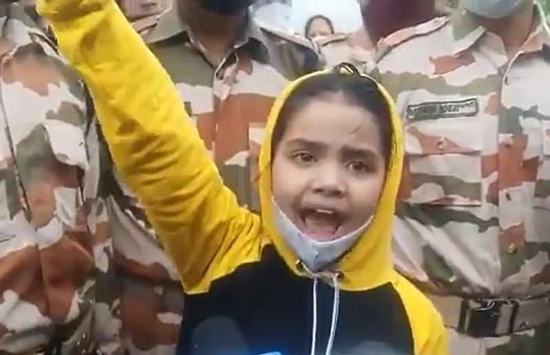 Martyr Rakesh Dobhal's 10-year-old daughter vows to join Army