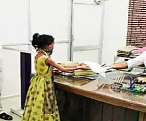 Innocent reached DM after walking 10 km to file complaint against father kpl