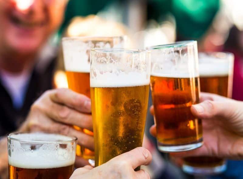 Beer Sales Decline in Karnataka grg