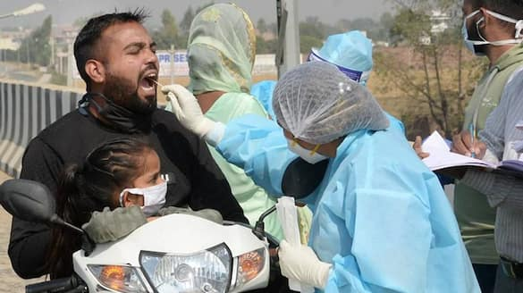 India records 3.43 lakh fresh Covid-19 infections, 4000 deaths on 14.05.21 ALB