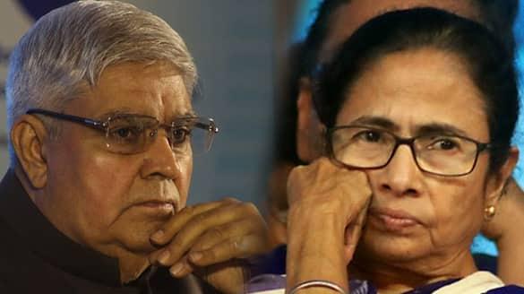 cm Mamata Banerjee writes to letter jagdeep dhankhar says violating of long standing norms bsm