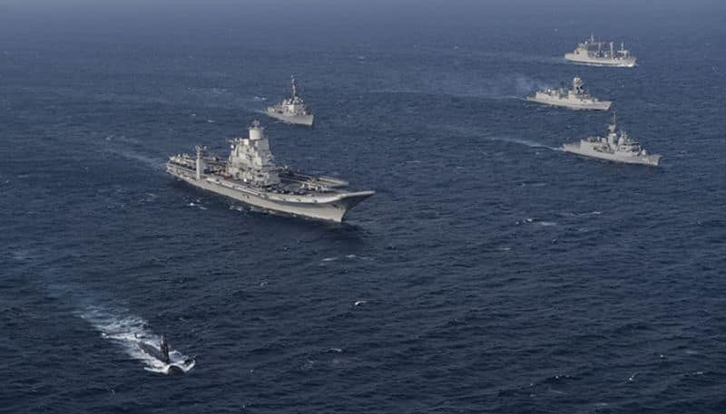 A third aircraft carrier for the Indian Navy is a tactical necessity