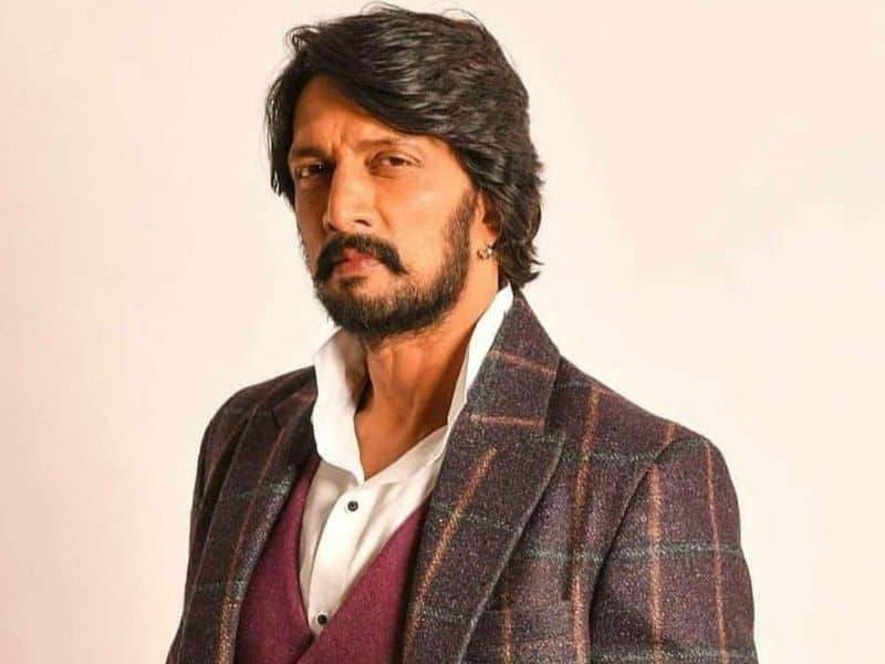 The shocking act done by the fans by sacrificing a buffalo for actor sudeep birthday