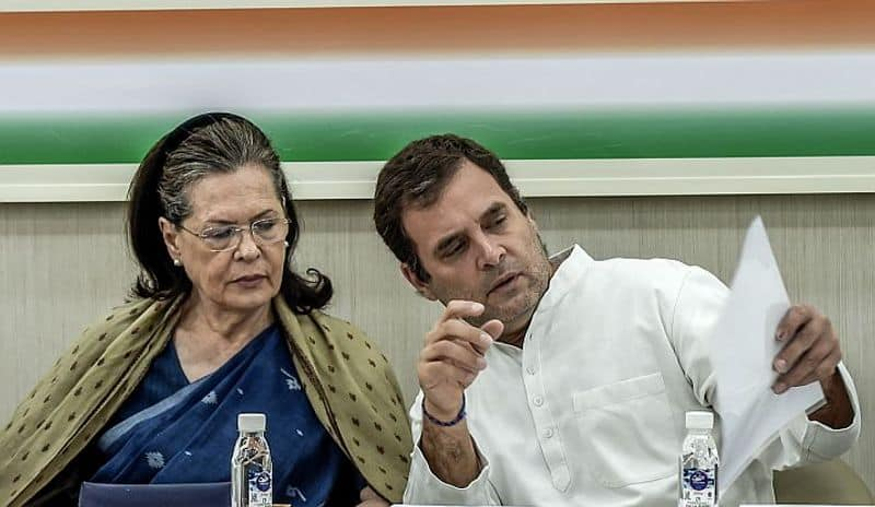 sonia gandhi has said that the modi government not the administration failed during the covid period