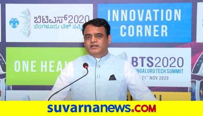 DCM CN Ashwathnarayan Talks Over Covid Test in Karnataka grg