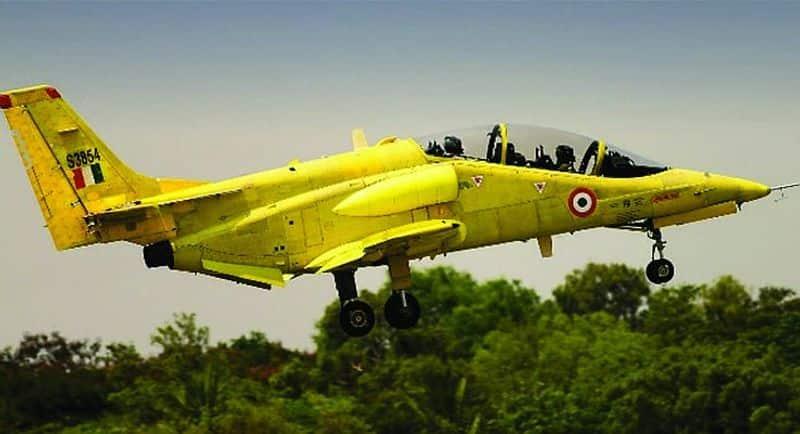 IAF commences spin flight testing for HAL-designed Intermediate Jet Trainer