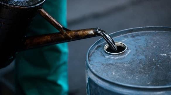 crude price hike rate near 75 dollar per barrel