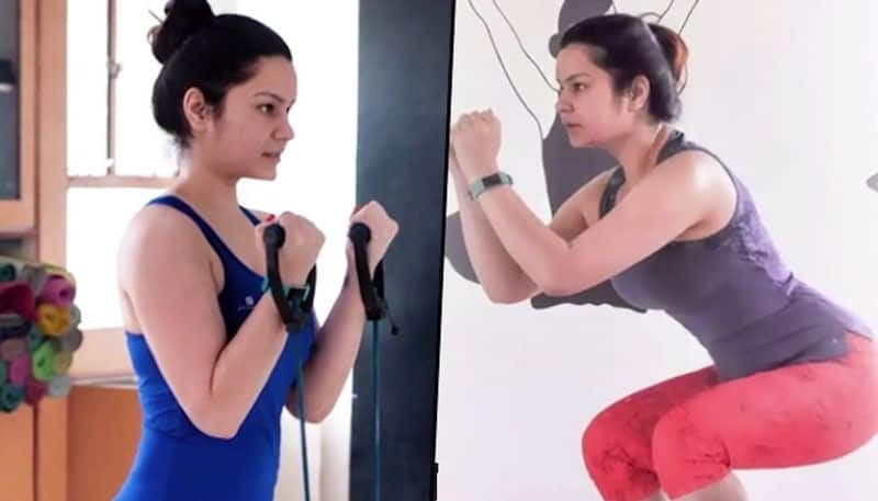 Giving up academics for the love of aerobics Monica Manohars inspiring story