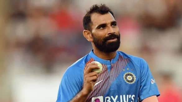 T20 World Cup Mohammed Shami subjected to online abuse after India suffer defeat against Pakistan