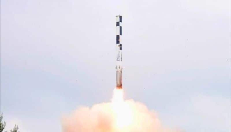 India test-fires land-attack Brahmos missile near Andaman & Nicobar in Indian Ocean