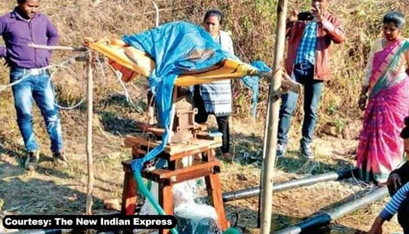 No formal degree, but practical knowledge of a layman helps Jharkhand village get electricity