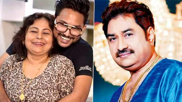 Son of kumar sanu regrading on his father support bjc