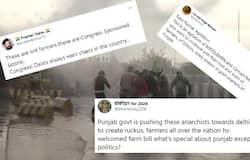 <p><br /> Peasant protests, Punjab farmers, Haryana farmers</p>