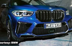 <p>The X5 M Competition is packed with safety features like the Dynamic Stability Control, Cornering Brake Control, Dynamic Brake Control, Dry Braking function and Pedestrian Warning with City Braking function. Adaptive LED headlights, High Beam Assistant and Parking Assistant with Reversing Assistant are part of standard package.</p>