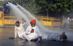 """<p>In an interview to news agency <em>AN</em>I, Captain Amarinder said: """"Shocked at your response M L Khattarji. It's the farmers who've to be convinced on MSP, not me. You should've tried to talk to them before their Dilli Chalo. And if you think I am inciting farmers then why are Haryana farmers also marching to Delhi?""""</p>"""