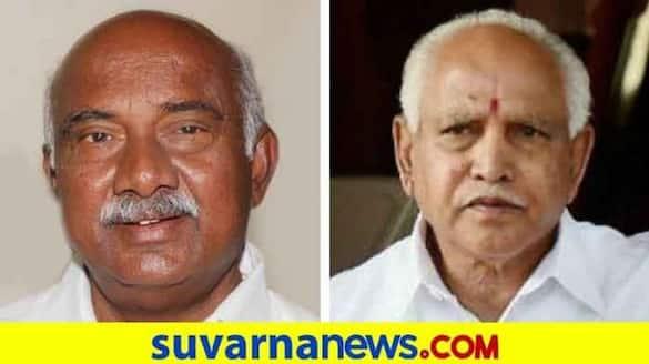 BS Yediyurappa Should Resign CM Post Says BJP MLC H Vishwanath grg