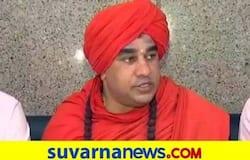 <p>Jayamrutunjaya Swamiji&nbsp;</p>