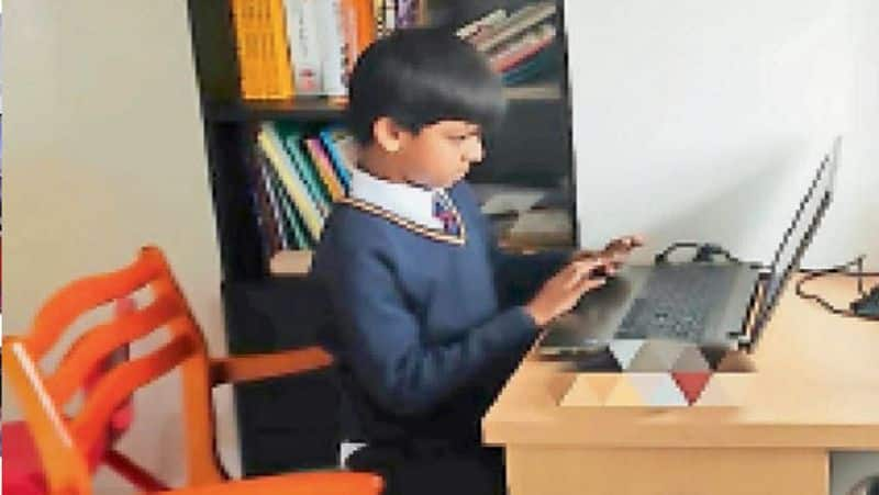 Meet Kautilya Kataria, the youngest computer programmer