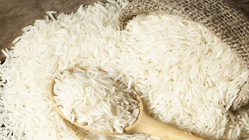 Indias rice export sees a jump by 43%