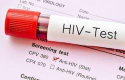 <p>hiv test</p>