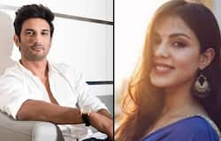 """<p style=""""text-align: justify;"""">After his death, the drug controversy and the suicide case made Rhea Chakraborty come at position number 3.</p>"""