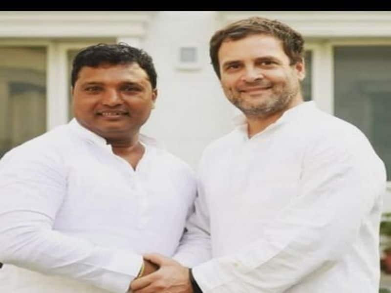 BV Srinivas appointed To Congress Covid working team snr