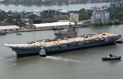 <p>The aircraft carrier is the need of the hour so as to keep a vigil along the coast and safeguard India's maritime interests.<br /> &nbsp;</p>  <p>The Indian Navy requires at least two active aircraft carriers for surveillance. Last year, INS Virat was decommissioned from the service.&nbsp;<br /> &nbsp;</p>  <p>The first prototype of TEDBF, which would be released in next 4-5 years, is also being funded by the Indian Navy and in the years to come these aircraft would be inducted to phase out MiG-29Ks.&nbsp;<br /> &nbsp;</p>  <p>With a second carrier to come in, the Navy is looking for 57 carrier-based twin-engine fighter aircraft.</p>