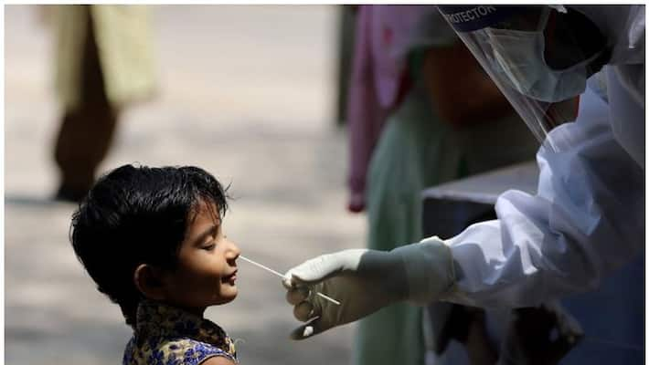 COVID-19 third wave may peak in October, children at risk: MHA panel report