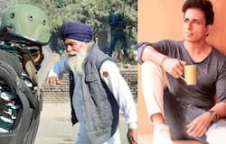 <p>কৃষক আন্দোলনে সমর্থন জানিয়ে এগিয়ে এলেন সোনু সুদ, অভিনেতা এখন দেশবাসীর 'মাসিহা'&nbsp;</p>