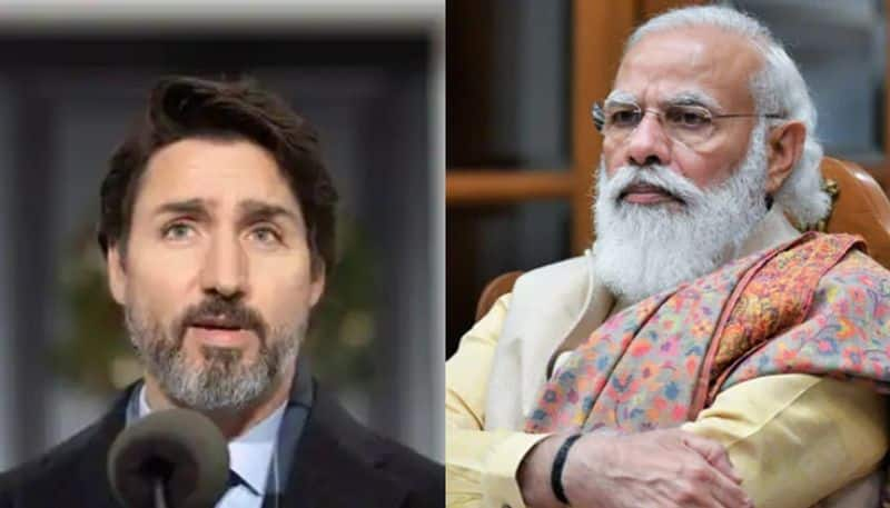If world manages to beat Covid it is because of India capacity Trudeau heaps praise on India