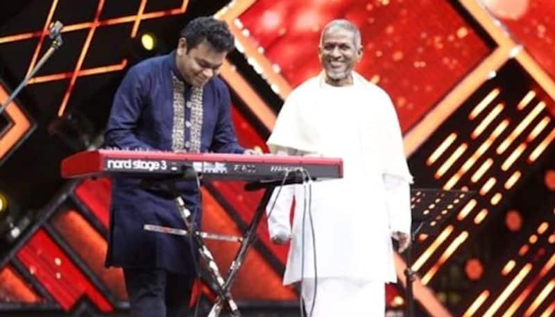 Caste cruelty to musician Ilayaraja .. Complaint against actor, director in DJP office.