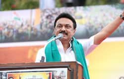 "<p><strong>3) DMK</strong><br /> MK Stalin, DMK chief: ""Their demand for repealing of the three laws is totally justified. We extend our wholehearted support to the December 8 Bharat bandh.""</p>"