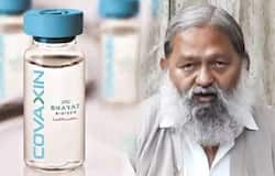 <p>Haryana Minister Anil Vij tests Covid positive, even after getting trial vaccine</p>