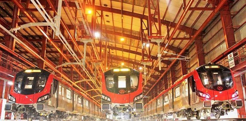 * It will provide an environment-friendly Mass Rapid Transit System to the historic city of Agra.* The estimated cost of the project will be Rs 8,379.62 crore which will be completed in 5 years.