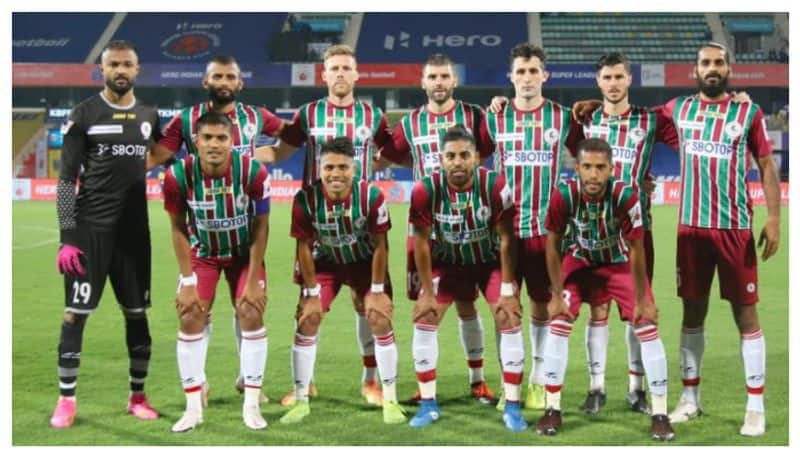 <p>Indian Super League (ISL) giant, ATK Mohun Bagan faces off against third-placed FC Goa in the 2020-21 edition of the tournament, on Sunday. The side is currently placed second in the table, while it is coming off a loss against table-topper, Mumbai City FC.</p>