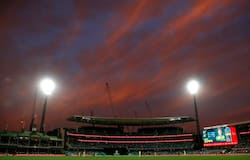 <p><strong>Weather and pitch report: </strong>Considering the weather in Sydney, it would be relatively cooler, with temperature likely to be around 21 degrees, along with a 44% chance of humidity. As for the pitch, while it has traditionally suited spinners, the new-look track has astonishingly assisted the batsmen, as the bowlers have leaked too many runs, which is unlike SCG. Nevertheless, any score of 190-plus is to be highly competitive.</p>