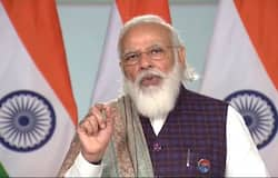 <p>Prime Minister Modi said on Tuesday India will use mobile technology for mass inoculation against the coronavirus disease in the country as chances of the availability of a Covid-19 vaccine soon going up.</p>