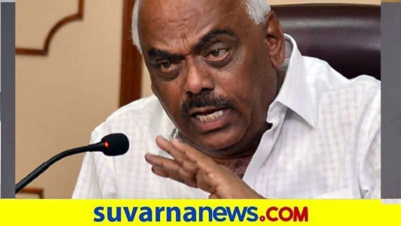 HD Kumaraswamy Alliagtion Against  Congress Leader Ramesh Kumar snr