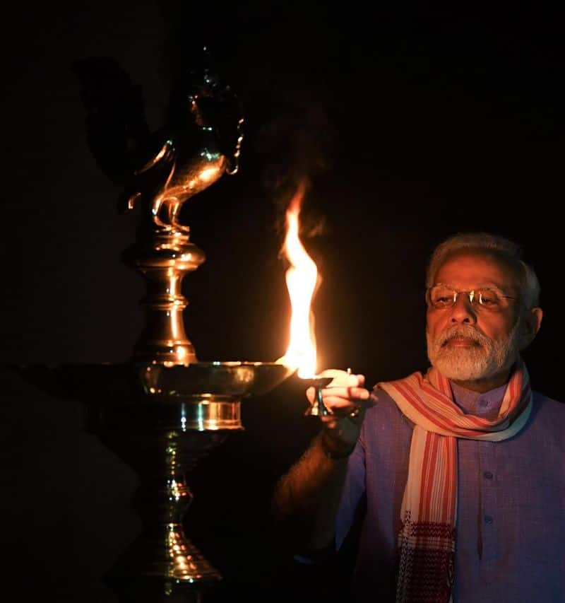 As per Twitter, the 'light a lamp' tweet by Prime Minister Narendra Modi was the most retweeted tweet in the category of politics.