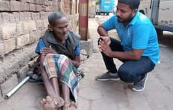<p>Mechanical engineer from IIT-Kanpur found begging on Gwalior streets ALB</p>  <p>&nbsp;</p>